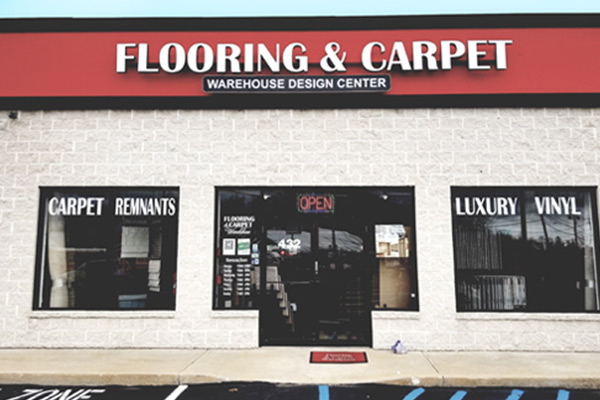 Flooring & Carpet Warehouse in Coram, New York