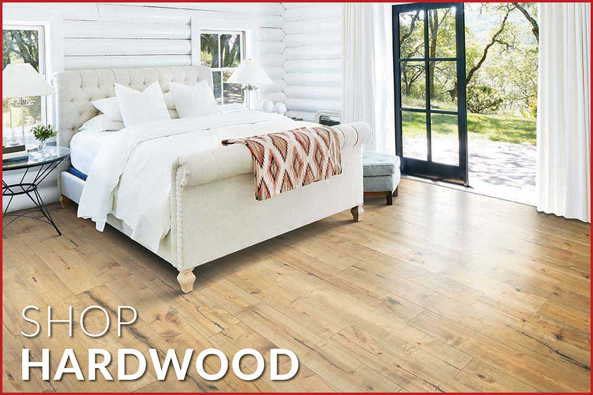 Shop Hardwood at Flooring & Carpet warehouse in Coram