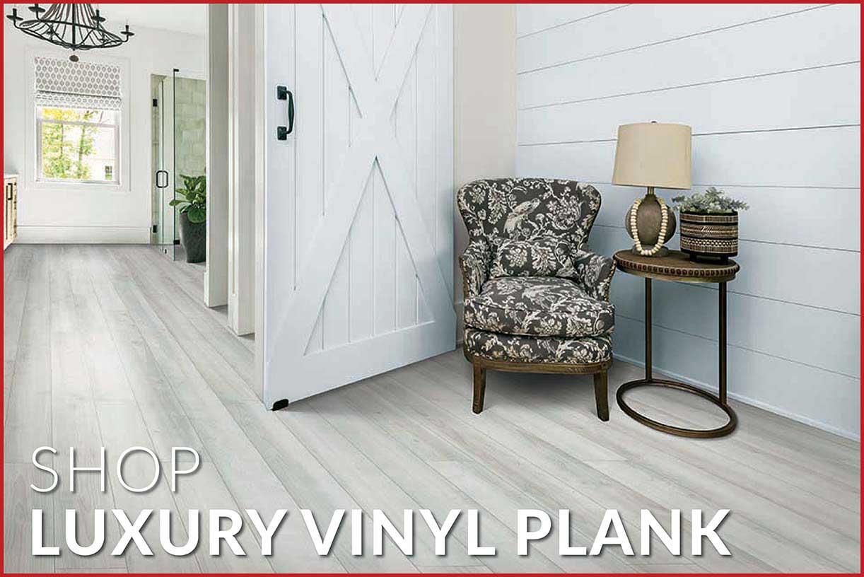 Shop Luxury Vinyl Plank at Flooring & Carpet warehouse in Coram